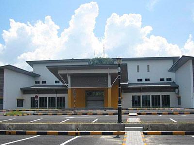 Klinik Kesihatan Lenggong Perak Malaysia